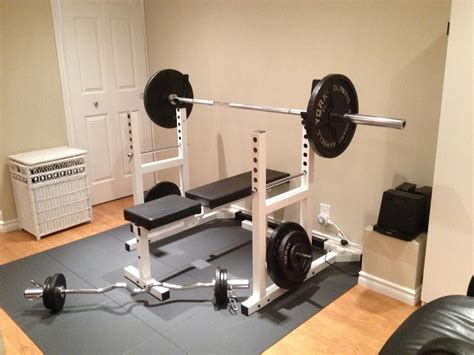 pro bench press york pro series squat rack bench press eze curl bar and