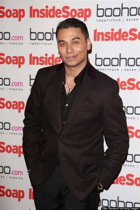 eastenders actor ricky norwood suspended from soap after eastenders star ricky norwood suspended following naked