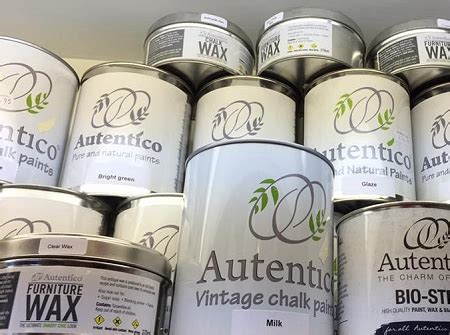 autentico chalk paint ingredients finishing touches gift shop on the solent hshire