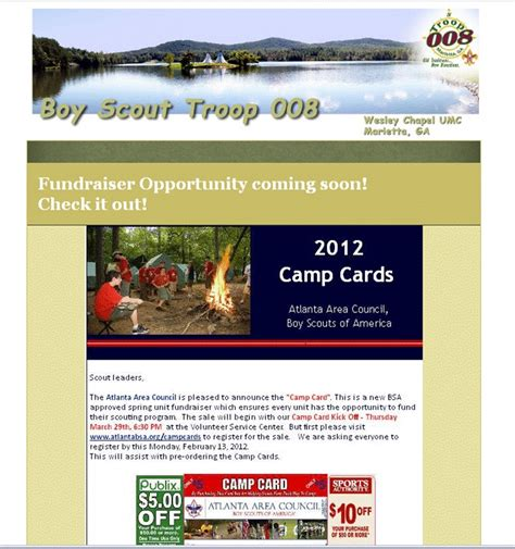 boy scout newsletter template 17 best images about newsletters on newsletter