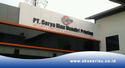 Printer Pekanbaru lowongan pt cerya riau mandiri printing pekanbaru april 2017