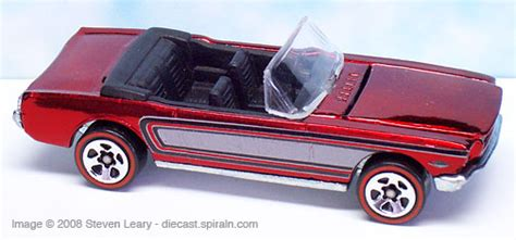 Wheels Hotwheels 1962 Ford Mustang Convertible Concept ford mustang 1962 1978