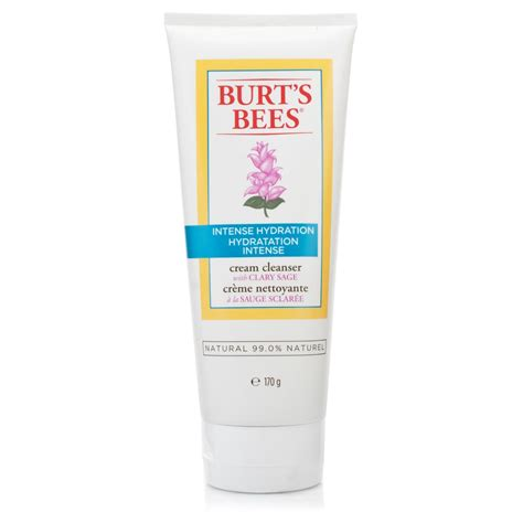 burt s burt s bees intense hydration cream cleanser lyko se