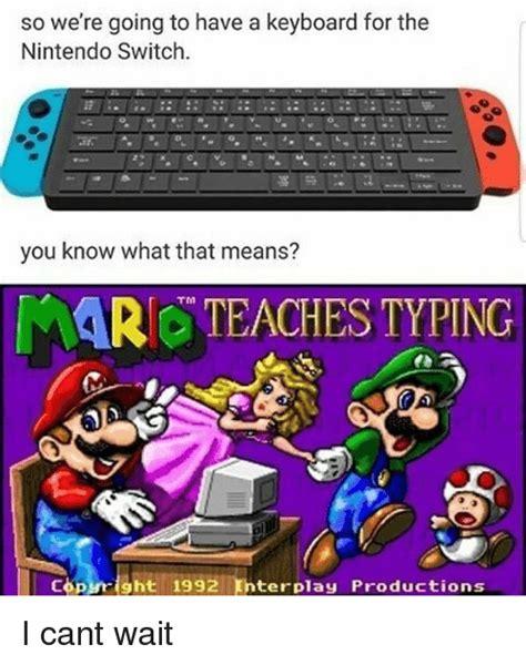 Nintendo Memes - 25 best memes about nintendo switch nintendo switch memes