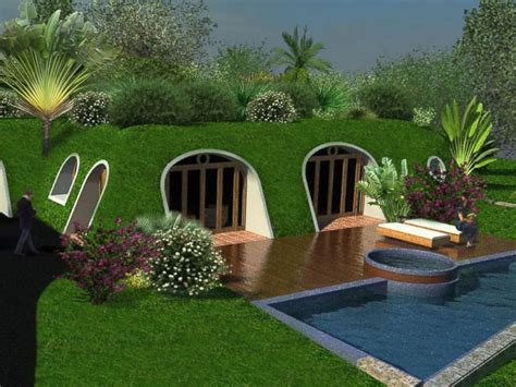 sustainable house 3d sustainable house sustainable house company creates lord of the rings inspired hobbit homes