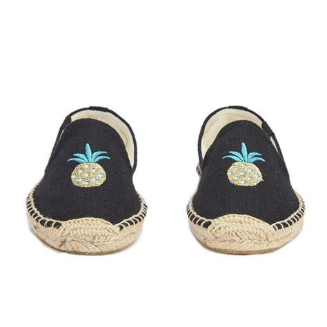 pineapple slippers soludos s espadrille slippers pineapple