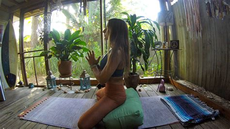 yoga relax tutorial yoga tutorial how to use a bolster the journey junkie