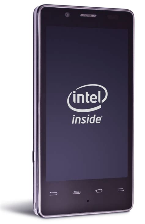 intel and motorola mobility enter into multi year partnership - Intel Android