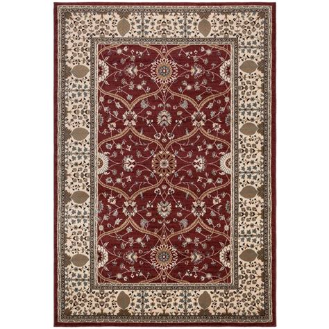 Home Depot Area Rugs 4x6 Ottomanson Traditional European 3 Ft 11 In X 5 Ft 3 In Area Rug Rgl9050 4x6 The Home Depot