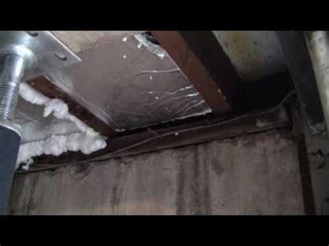 install insulation board in garage ceiling flv