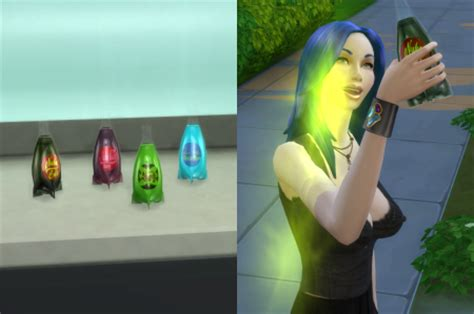 sims 4 energy drink sims 4 normal objects