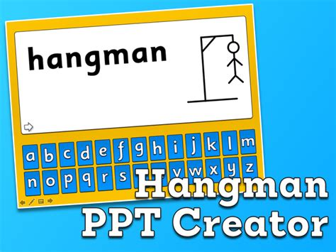 Mark Molloy S Shop Teaching Resources Tes Hangman Powerpoint
