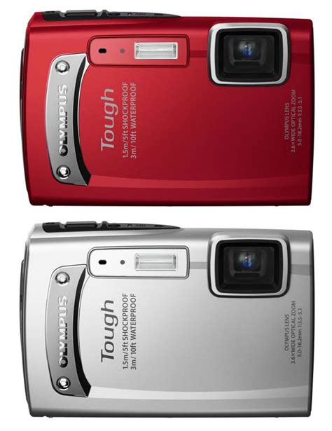 Kamera Olympus Tough Tg 310 olympus tough tg 610 and tg 310 waterproof shockproof and freezeproof digital cameras