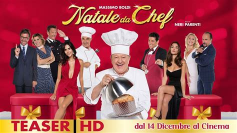 film natale da chef natale da chef teaser trailer youtube