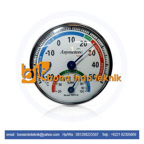 Harga Hygrometer anymeters th101b thermometer hygrometer peralatan teknik