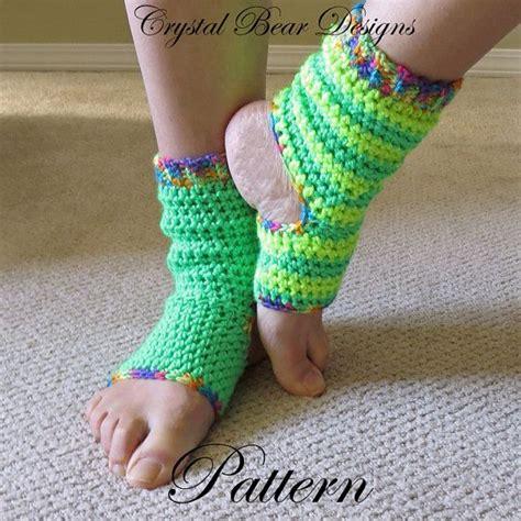 tutorial calcetines yoga 672 mejores im 225 genes de calcetines y calentones crochet y
