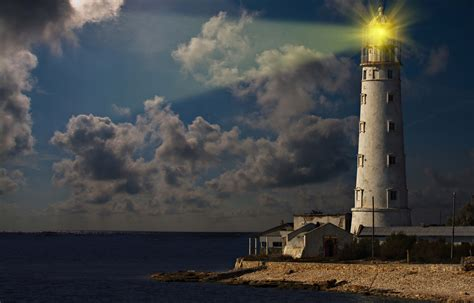 Religious Wall Ideas by Lighthouse Wallpaper
