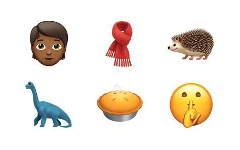 emoji ios 11 apple bevestigt nieuwe emoji in ios 11 1 187 one more thing