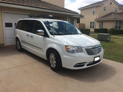 Chrysler Town And Country 2012 For Sale by 2012 Chrysler Town Country Sale By Owner In Abilene Tx