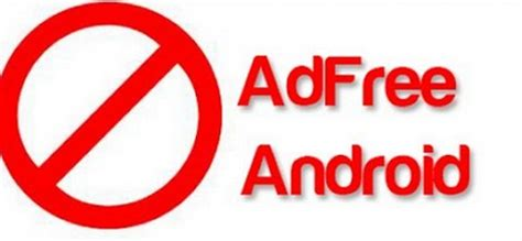 adfree android how is it possible to remove ads from phone androidworld