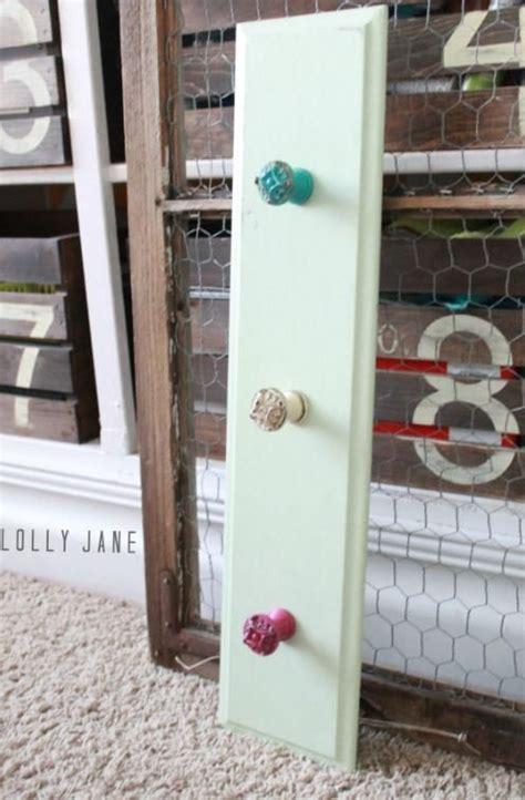 Diy Door Knob Coat Rack by 17 Best Images About Repainted Cupboard Diy Coat Rack