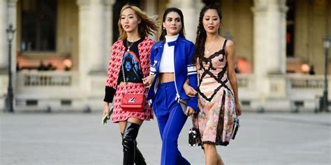 the best fashion at the the best street style from paris fashion week best style