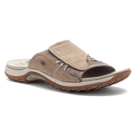 merrell women s lilyfern sandals in aluminum sneaker cabinet