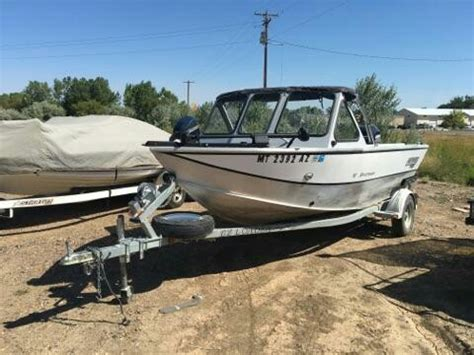 jet boats for sale montana boats for sale in miles city montana
