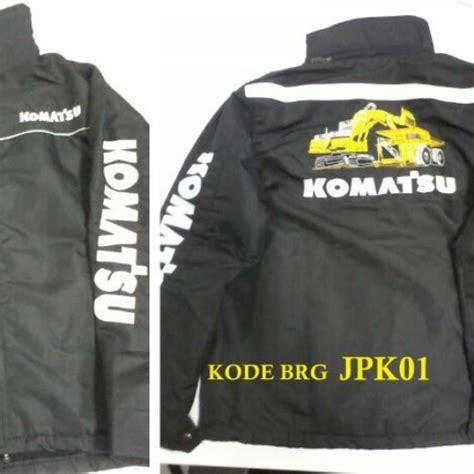 Jaket Parasut Scania stand jacket