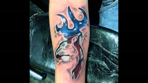 40 browning tattoos for men youtube
