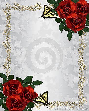 imagenes tarjetas rojas rosas rojas wedding el sat 233 n de la invitaci 243 n imagen de