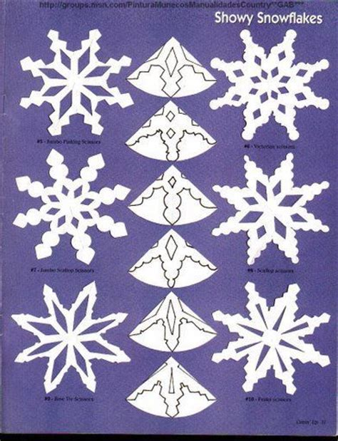 paper cutting craft patterns paper snowflakes cutting patterns paper craft