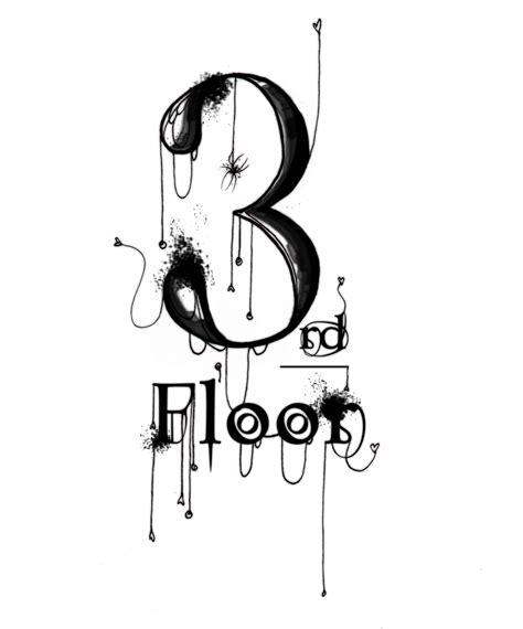 The Third Floor by Sally Illustration Thirdfloorpublication