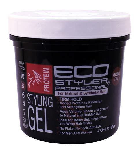 Curly Hair With Eco Styler Gel by Ecoco Eco Styler Protein Styling Gel Black Naturallycurly