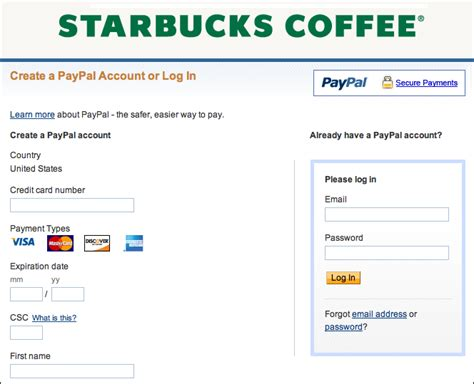 Can I reload my Starbucks card from PayPal?   Ask Dave Taylor
