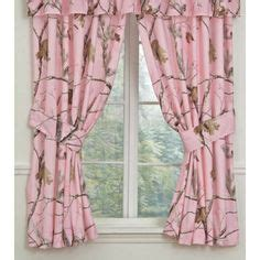 pink mossy oak curtains 1000 images about camo curtains and drapes on pinterest