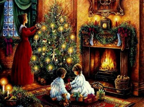 free fireplace christmas photos fireplace wallpapers