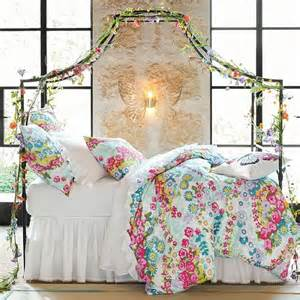 canopy bedding maison canopy bed pbteen
