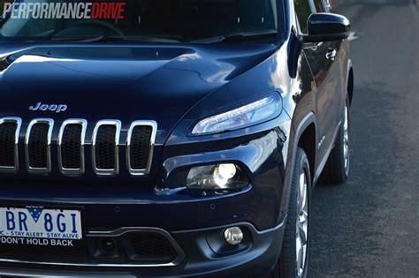 jeep 2014 headlights 2014 jeep limited review performancedrive