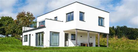 Fertighaus Mit 5 Schlafzimmern by Wolf Cubus Das Intelligente Fertigteilhaus F 252 R Moderne