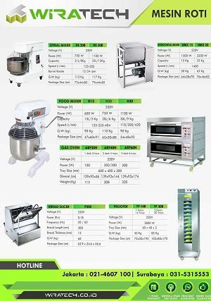 Mixer Roti Rumahan artikel mesin roti informasi oven roti mixer roti