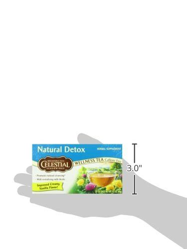 Celestial Detox Tea by Celestial Seasonings Detox Tea 20 Count New Ebay