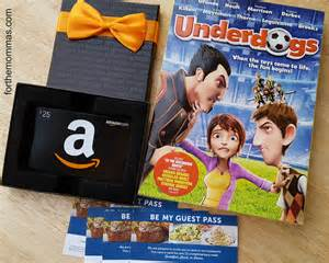 film underdogs dvd win underdogs dvd 25 amazon gift card meal passes ftm