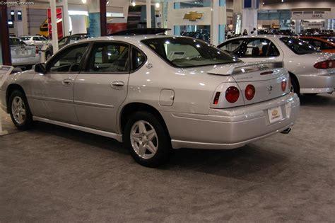 chevrolet 2004 impala 2004 chevrolet impala information and photos zombiedrive