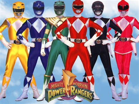 Power Ranger Set 4 Original cleveland854321 where are they now the mighty morphin power rangers edition