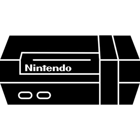 free console nintendo console icons free