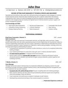 resume sles for application pharmaceutical sales resume for nurses sales sales