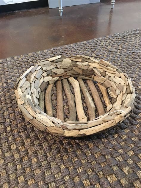 driftwood bowl products driftwood crafts beach wood