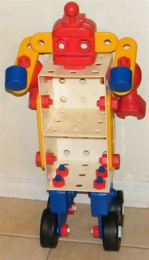 chip robot chip the robot 1986 by discovery toys the robots web site