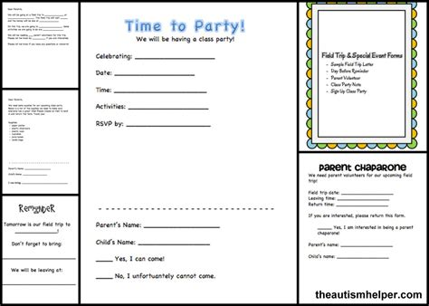 free printable day care flyer templates